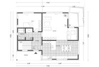 Architektenhaus mit flachdach jetzthaus das massivhaus for Architektenhaus grundriss